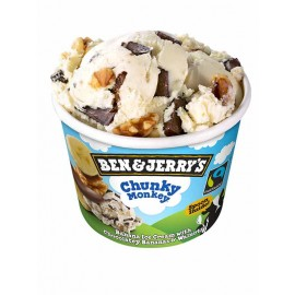 Glace Ben&Jerry's Chunky Monkey 100ml