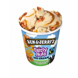 Glace Ben&Jerry's Fairly Nuts 500ml